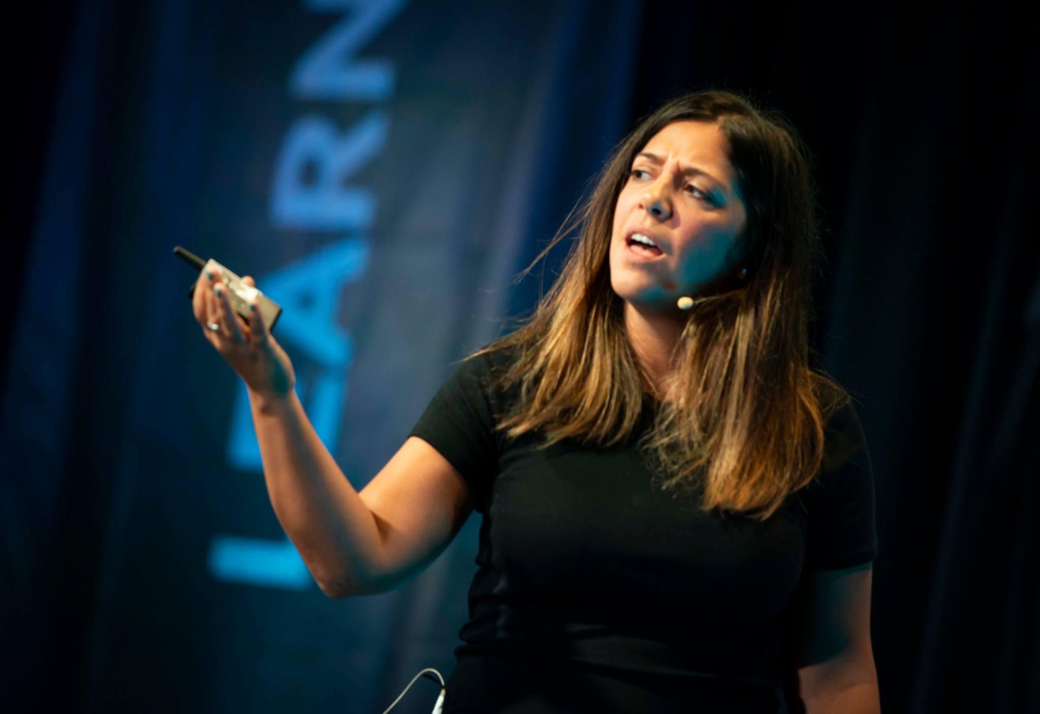 Tiffany daSilva Learn Inbound 2018