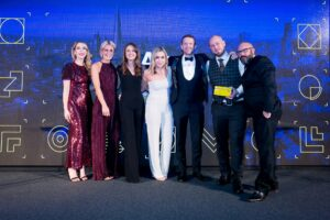 Aira Named Best Small SEO Agency at UK Search Awards