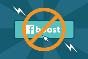Facebook Boosted Posts: Why You Shouldn't Do Them